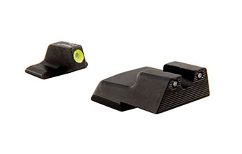 Trijicon H&K HD™ Night Sight Set - Yellow Front Outline