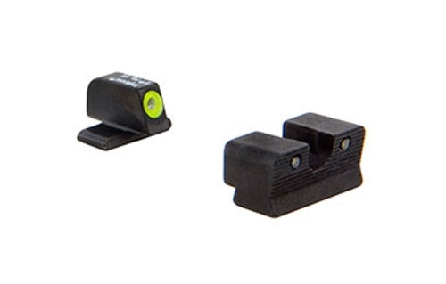 Trijicon Springfield XD-S HD™ Night Sight Set – Yellow Front Outline