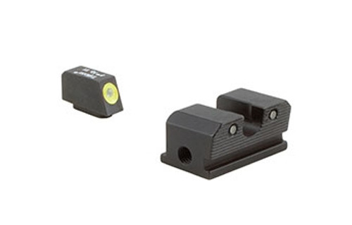 Trijicon Walther P99/PPQ HD Night Sight Set - Yellow