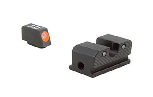 Trijicon Walther P99/PPQ HD Night Sight Set - Orange
