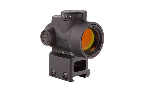Trijicon MRO-C-2200006: Trijicon MRO™ - 2.0 MOA Adjustable Red Dot with Lower 1/3 Co-Witness Mount