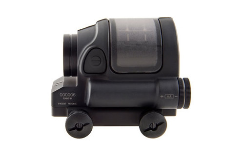 Trijicon SRS01: Sealed Reflex Sight 1.75 MOA Red Dot with Colt-Style Flattop Mount