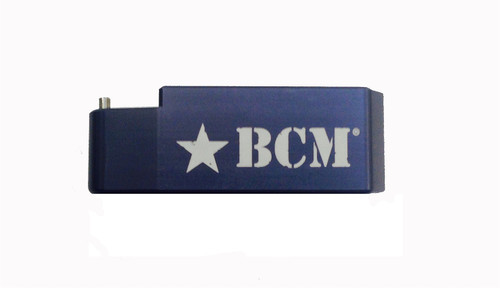 TTI PMAG Base Pad, Titanium Blue- BCM®