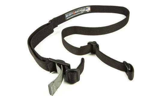 Vickers Combat Applications Sling - OA Model - BLACK