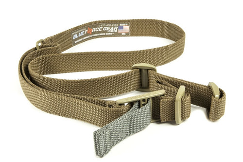 Vickers Combat Applications Sling - OA Model - COYOTE BROWN