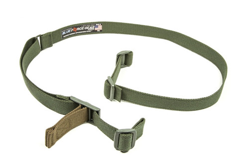 Vickers Combat Applications Sling - OA Model - OD GREEN