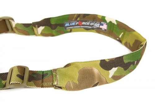 PADDED Vickers Combat Applications Sling - OA Model - MULTI CAM