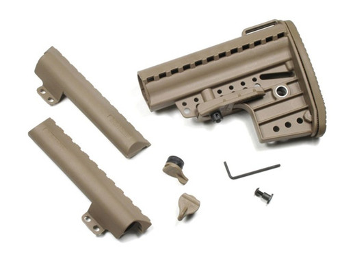 Vltor Basic IMod Stock - CLUBFOOT (TAN/FDE) (Stock Only)