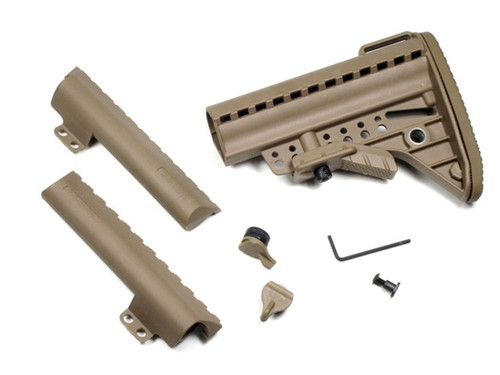 Vltor Basic IMod Stock - Standard (TAN/FDE) (Stock Only)