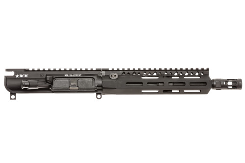 "BCM® MK2 Standard 9"" 300 BLACKOUT Upper Receiver Group w/ MCMR-8 Handguard"