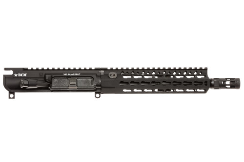 "BCM® MK2 Standard 9"" 300 BLACKOUT Upper Receiver Group w/ KMR-A8 Handguard"