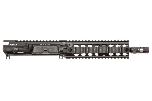 "BCM® MK2 Standard 9"" 300 BLACKOUT Upper Receiver Group w/ QRF-8 Handguard"