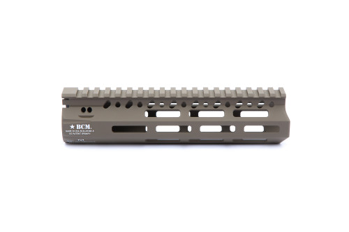 BCM® MCMR-8 (M-LOK® Compatible* Modular Rail) Flat Dark Earth