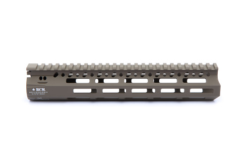 BCM® MCMR-10 (M-LOK® Compatible* Modular Rail) Flat Dark Earth
