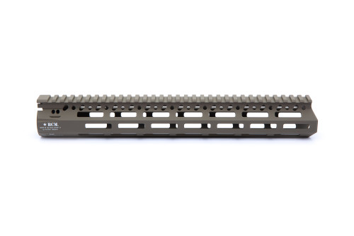 BCM® MCMR-13 (M-LOK® Compatible* Modular Rail) Flat Dark Earth