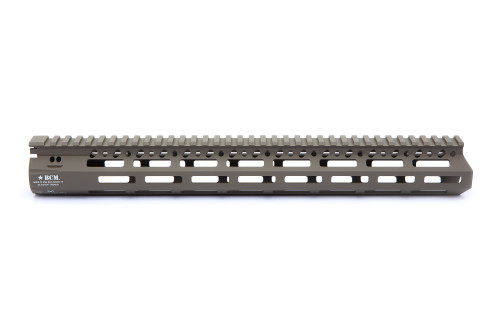 BCM® MCMR-15 (M-LOK® Compatible* Modular Rail) Flat Dark Earth