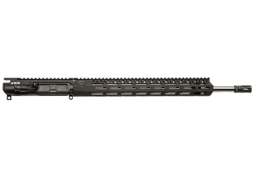"BCM® MK2 SS410 18"" Rifle Upper Receiver Group w/ MCMR-15 Handguard 1/8 Twist"