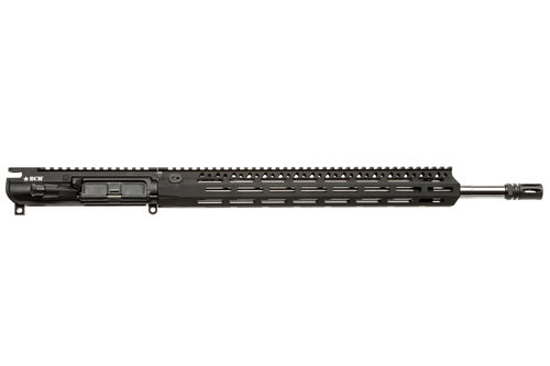 "BCM® MK2 SS410 18"" Rifle Upper Receiver Group w/ MCMR-15 Handguard 1/8 Twist"