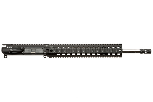"BCM® MK2 SS410 16"" Mid Length Upper Receiver Group w/ QRF-12 Handguard 1/8 Twist"