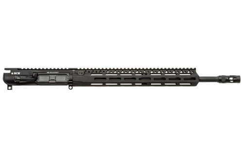 "BCM® MK2 Standard 16"" 300 BLACKOUT Upper Receiver Group w/ MCMR-13 Handguard"