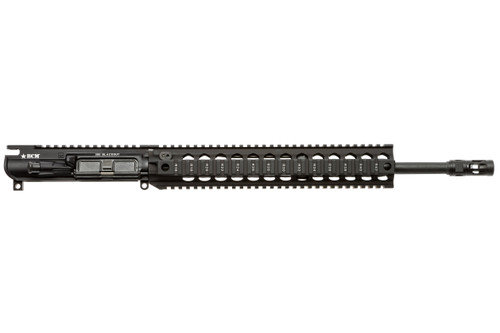 "BCM® MK2 Standard 16"" 300 BLACKOUT Upper Receiver Group w/ QRF-12 Handguard"