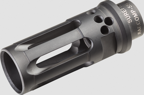 SureFire® WARCOMP Closed Tine Flash Hider for 5.56mm Rifles