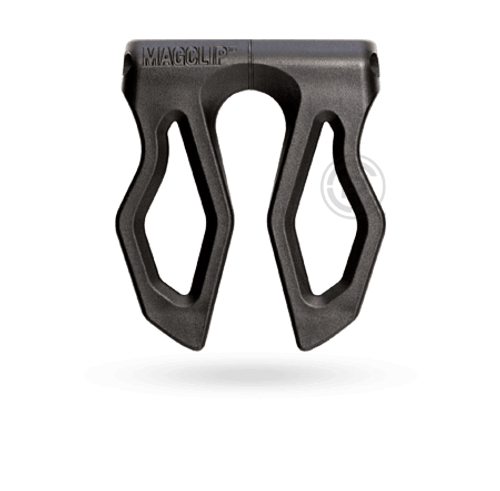The Crye Precision MAGCLIP™ provides new options for carrying and using magazines. Ideal for applications where low visibility, rapid access, or additional capacity is needed.