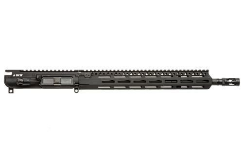 "BCM® MK2 Standard 14.5"" Mid Length (Enhanced MEDIUM Weight-*FLUTED*) Upper Receiver Group w/ MCMR-13 Handguard"