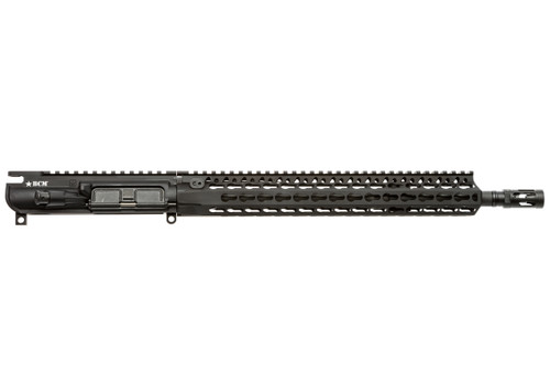 "BCM® MK2 Standard 14.5"" Mid Length (Enhanced MEDIUM Weight-*FLUTED*) Upper Receiver Group w/ KMR-A13 Handguard"