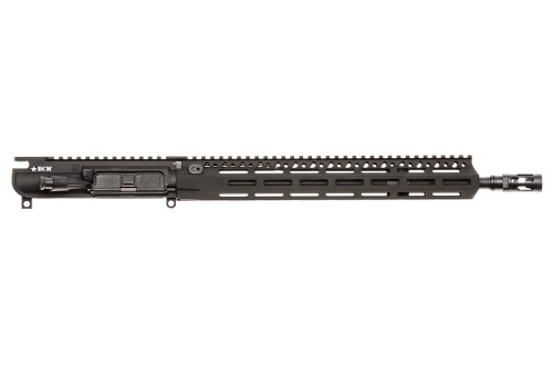 "BCM® MK2 Standard 14.5"" Mid Length (ENHANCED Light Weight-*FLUTED*) Upper Receiver Group w/ MCMR-13 Handguard"
