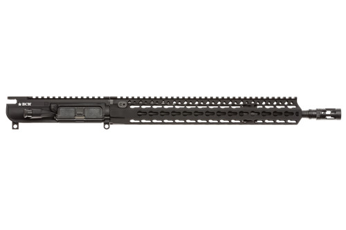 "BCM® MK2 Standard 14.5"" Mid Length (ENHANCED Light Weight-*FLUTED*) Upper Receiver Group w/ KMR- A13 Handguard"