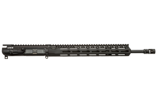 "BCM® MK2 Standard 16"" Mid Length (ENHANCED Light Weight-*FLUTED*) Upper Receiver Group w/ MCMR-13 Handguard"