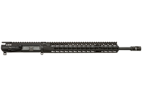 "BCM® MK2 Standard 16"" Mid Length (ENHANCED Light Weight-*FLUTED*) Upper Receiver Group w/ KMR-A13 Handguard"