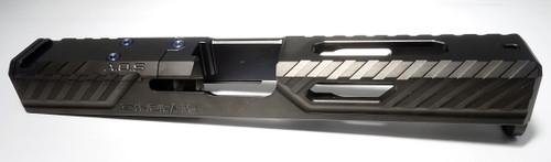 Syndicate S1 Stripped Slide - Glock 17 Gen 4