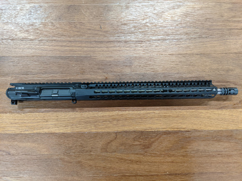 "BCM® MK2 SS410 16"" Mid Length Upper Receiver Group w/ KMR-A15 Handguard 1/8 Twist"