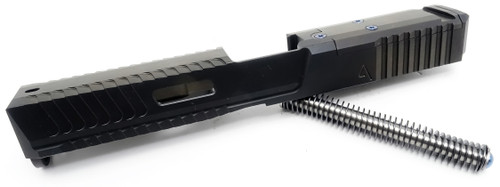 Peacekeeper Pre-cut Slide for Glock 17 Gen 3