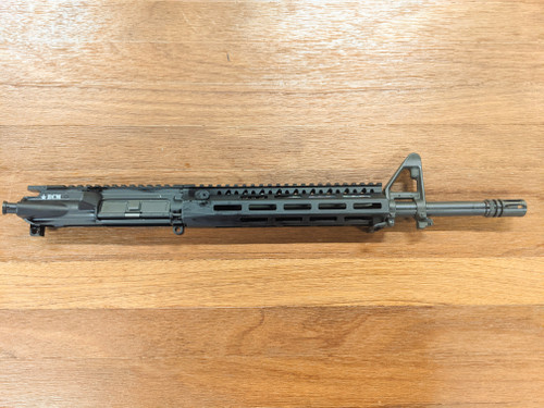 "BCM® Standard 14.5"" Mid Length Upper Receiver Group w/ MCMR-9 Handguard"
