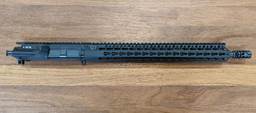 "BCM® BFH 16"" Mid Length (Light Weight) Upper Receiver Group w/ KMR-A15 Handguard"