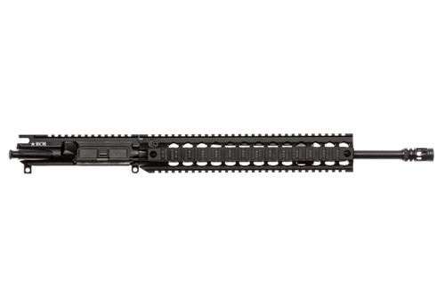 "BCM® BFH 16"" Mid Length ( Light Weight) Upper Receiver Group w/ QRF-12 Handguard"