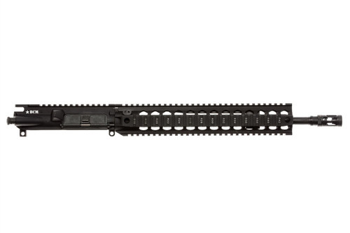 "BCM® Standard 14.5"" Mid Length (Light Weight) Upper Receiver Group w/ QRF-12 Handguard"