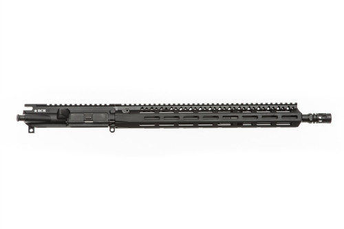 "BCM® BFH 16"" Mid Length (Light Weight) Upper Receiver Group w/ MCMR-15 Handguard"