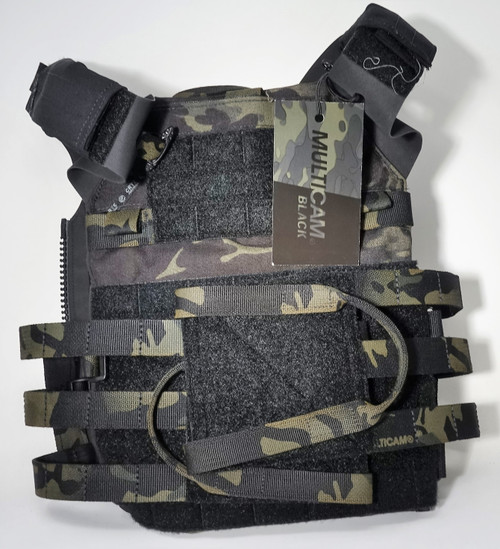 Crye Precision Jumpable Plate Carrier (JPC) 2.0™ - Multicam Black (Special Run)