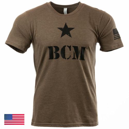 Corps Tee S/S, Mod 1 (Brown/Black)