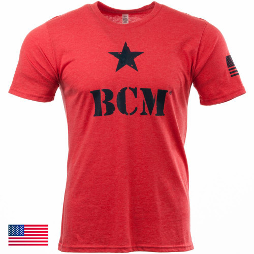 Corps Tee S/S, Mod 1 (Red/Blue)
