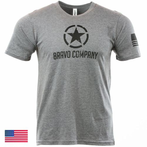Command Tee S/S, Mod 2 (Grey/Black)