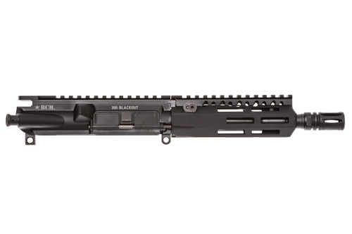 "BCM® Standard 7"" 300 BLACKOUT Upper Receiver Group w/ MCMR-5 Handguard"