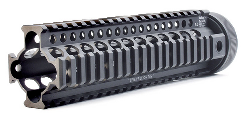 """LaRue Quad Rail Handguard - 9.0"""""""