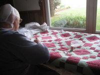 Custom Amish Quilts