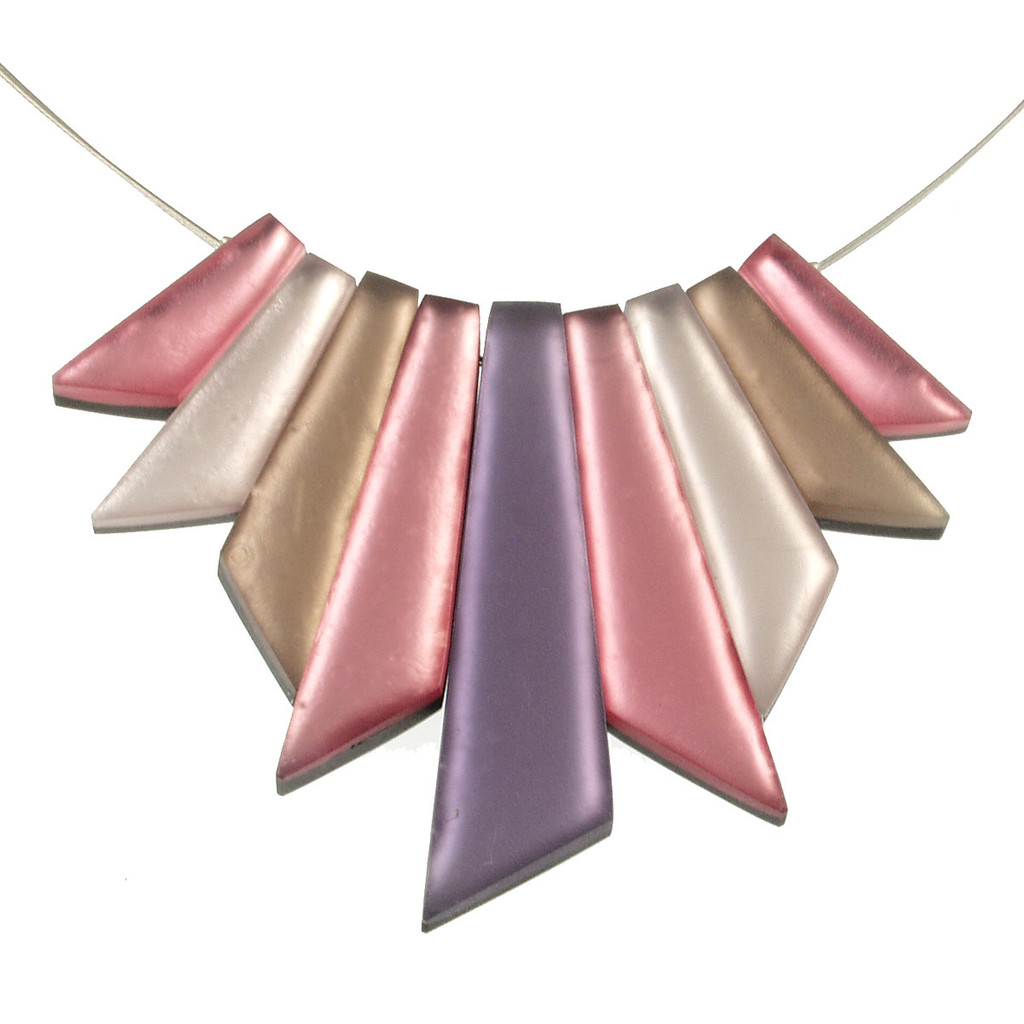 2113-4 - Deco Pendant Blush