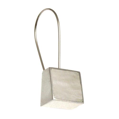 4519-82 - Square Earring White